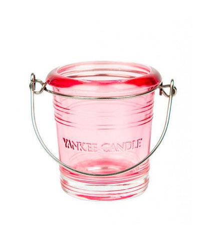 Подсвечник для вотива розовый, Yankee Candle