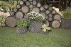 Вертикальная цветочница  Surreal Дуб M  (25х22 см) (Nature Innovation)