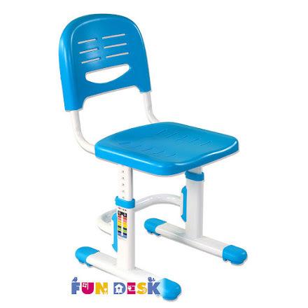 Детское кресло SST3 FUNDESK голубое