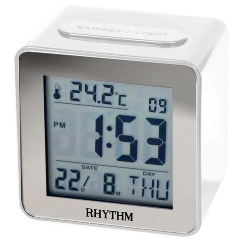 Часы-будильник Rhythm LCT076NR03