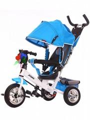 Велосипед Moby Kids Comfort 10x8 EVA Синий (641048)