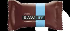Батончик натуральный R.A.W. LIFE Трюфель с солью