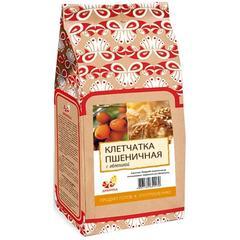 Клетчатка пшеничная с облепихой, 300 гр. (Дивинка)