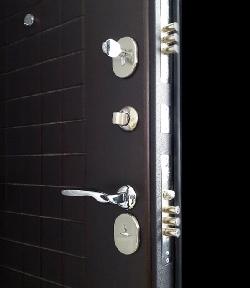 Магнат Венге шоколад, Входная дверь