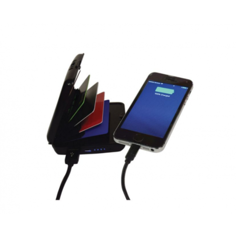 Кошелек-зарядка E-Charge Wallet