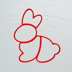 Кролик №3