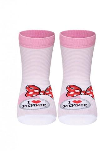 Детские носки ©Disney 17С-126СПМ рис. 350 Conte Kids