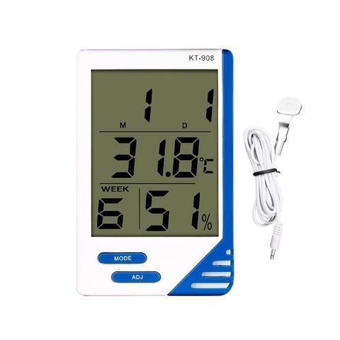 Термогигрометр KT908