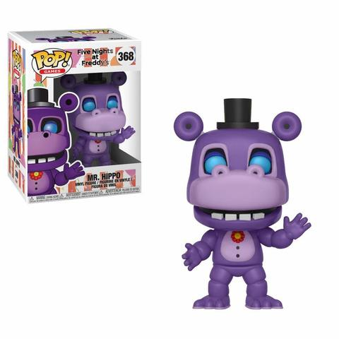 Mr. Hippo Funko Pop! Vinyl Figure || Мистер Бегемот