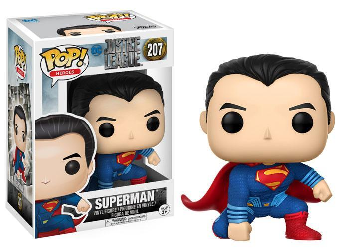 Фигурка Funko POP! Vinyl: DC: Justice League: Superman 13704