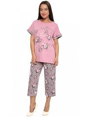 M117 пижама женская, розовая