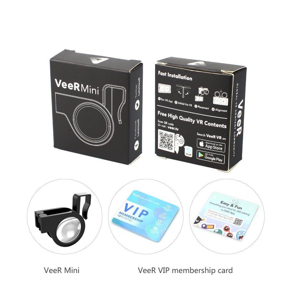 Очки виртуальной реальности VeeR Mini