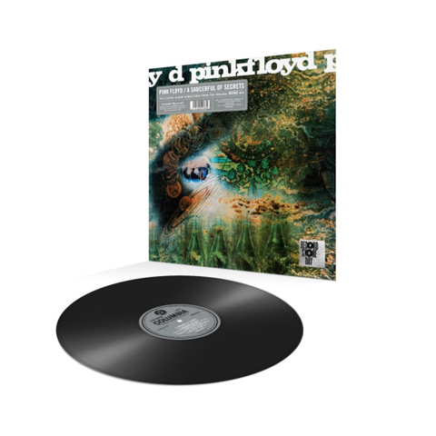 Pink Floyd / A Saucerful Of Secrets (Mono)(LP)