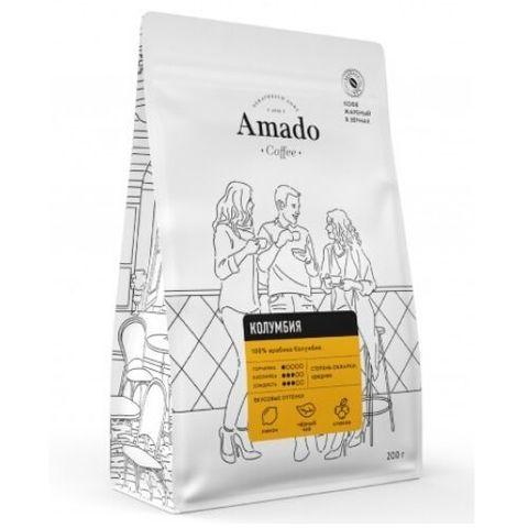 Кофе Колумбия Amado