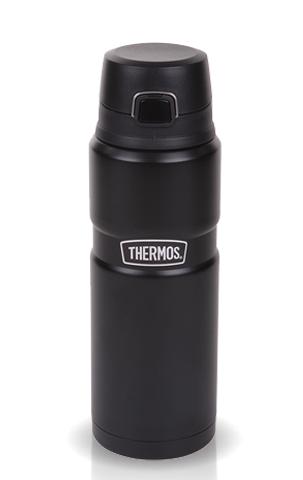 Термос Thermos King SK4000  (0,7 литра) черный