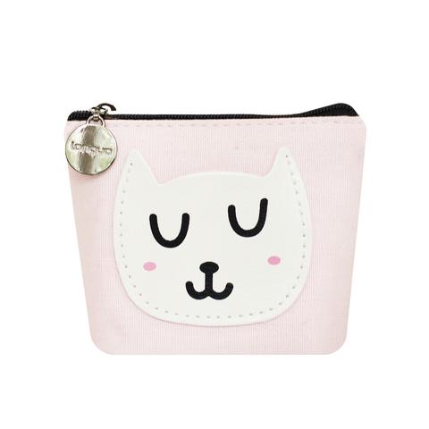 Кошелек Cat Pink