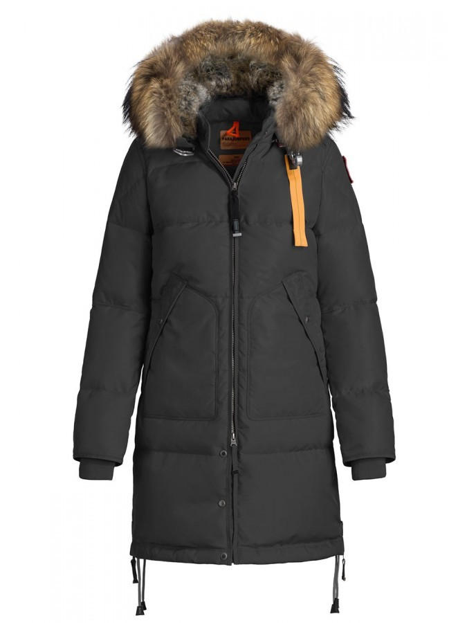 Пуховик Parajumpers Long Bear Anthracite (Антрацит)