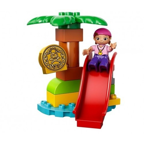 LEGO Duplo: Остров сокровищ 10604 — Jake and the Never Land Pirates — Лего Дупло