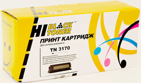 TN-3170 картридж Brother HL-5240/5250DN/5270DN/DCP-8065DN (Hi-Black) TN-3170, универс, 7K