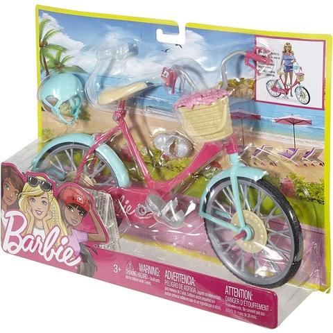 Велосипед для Барби 25 см