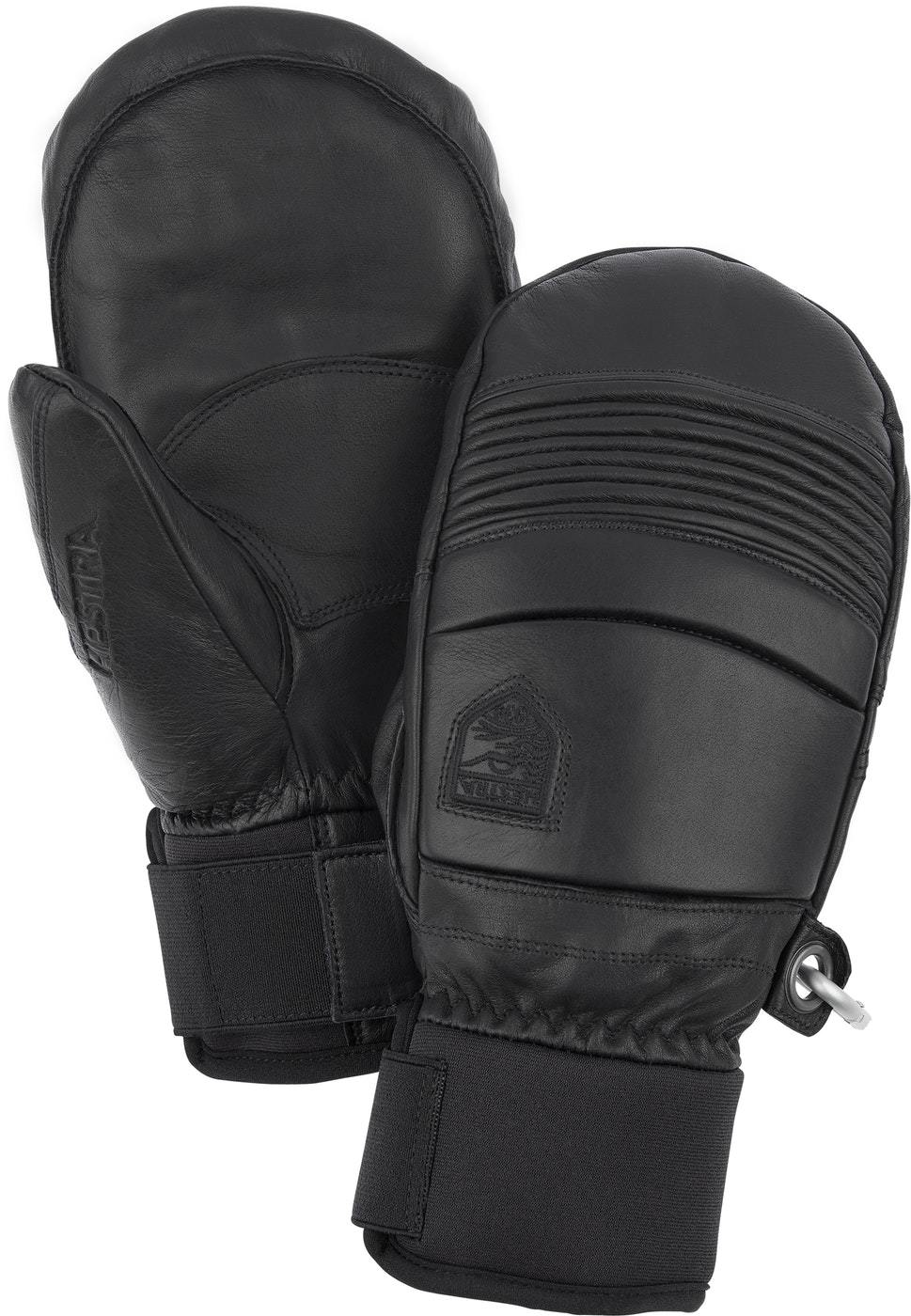Leather Fall LIne Mitt - 31471-100