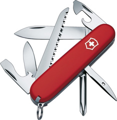 Швейцарский нож Victorinox Hiker красный (1.4613)
