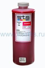 Латексные чернила STS для HP L26500\L28500 Magenta 1000 мл