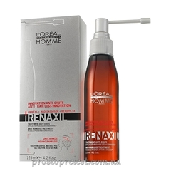L'Oreal Professionnel Homme Renaxil Red - Уход против прогрессирующего выпадения волос