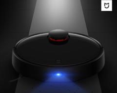 Робот-пылесос Xiaomi Mijia LDS Vacuum Cleaner (STYJ02YM) Black