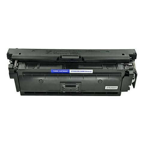 Картридж совместимый  CF360A / Canon 040 для HP Color LaserJet Enterprise M553, 553X/553dn, HP Color LaserJet Enterprise M552d, черный, 6000 к.