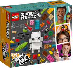 BrickHeadz Собери меня из кубиков!