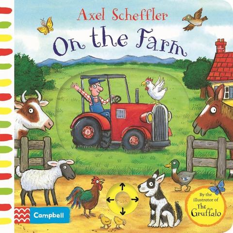 Axel Scheffler On the Farm