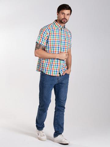 Рубашка к/р муж.  M012-03E-05CR BOSTON