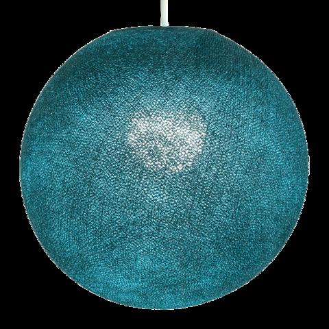 Хлопковый шар - подвес Море