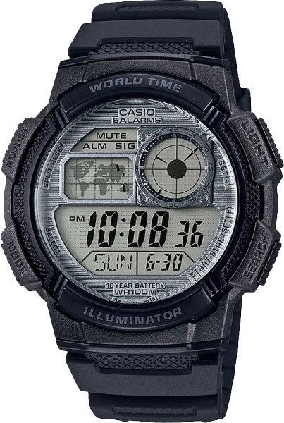 Часы мужские Casio AE-1000W-7AVEF Casio Collection