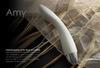 Вибратор Svakom Amy, стимулятор клитора и точки G (3 х 12 см)
