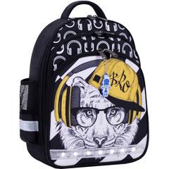 Рюкзак школьный Bagland Mouse черный 175к (0051370)