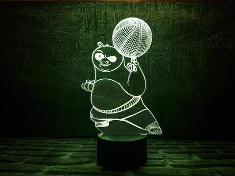 Светильник Кунг Фу Панда