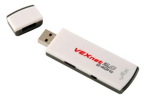 VEX: VEXnet Key 2.0, 276-3245 — VEXnet Key 2.0 — Векс Роботикс