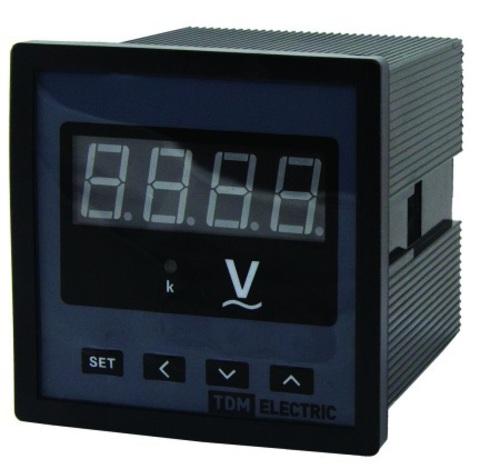 Цифровой вольтметр ЦП-В96 0-999кВ-0,5 TDM