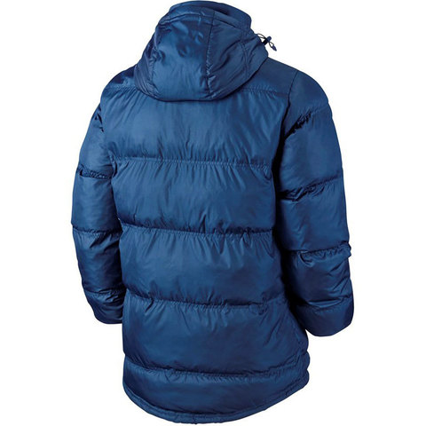 NIKE TEAM WINTER JACKET 645484-451 (Back)