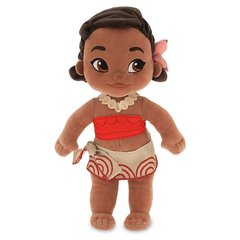 Кукла Моана (Moana) Мягкая 30 см - Moana, Disney Animators' Collection
