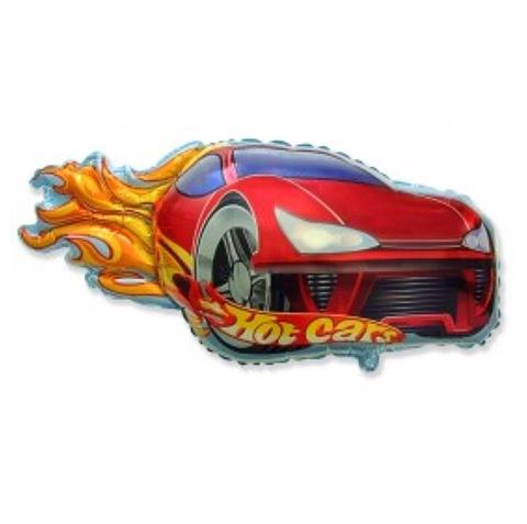 Фольгированный шар «Hot cars» #148862
