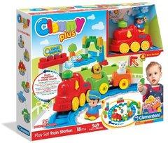 Clemmy + Train 35pcs