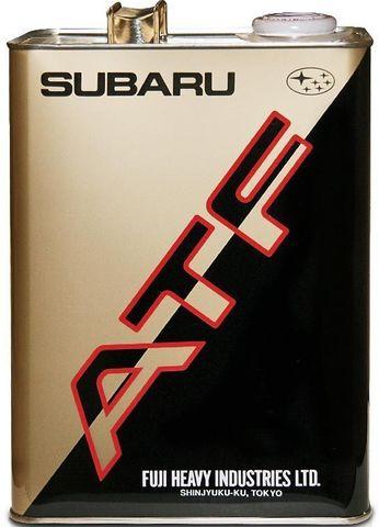 SUBARU ATF Жидкость трансмиссионная АКПП (4х ступенчатой) (железо/Япония)