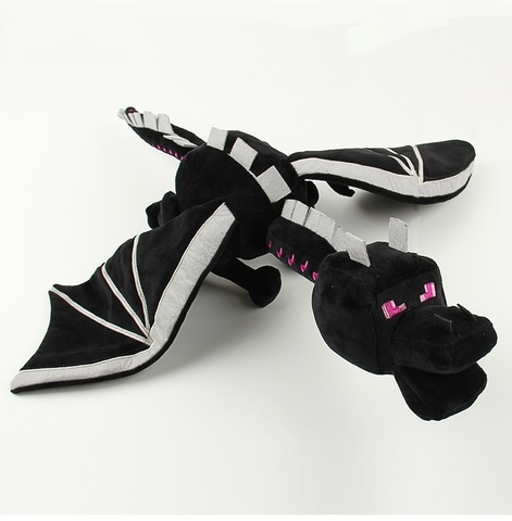 Minecraft Deluxe Ender Dragon Baby Plush