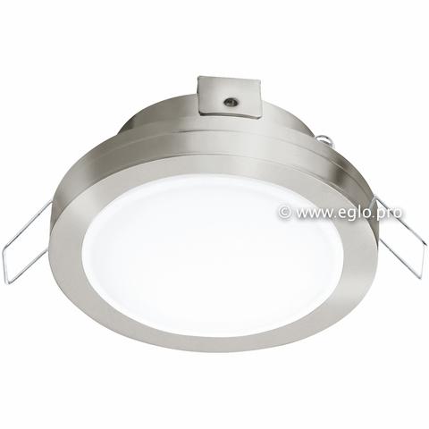 Светильник светодиодных встраиваемых влагозащищенный Eglo PINEDA 1 95918