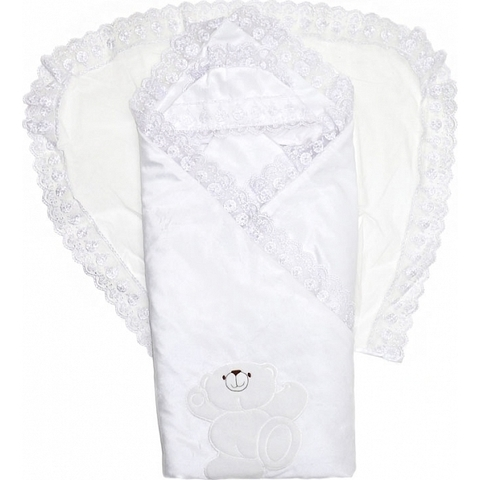 Одеяло-конверт на выписку Топотушки Умка 02.16, лето, 2 предмета