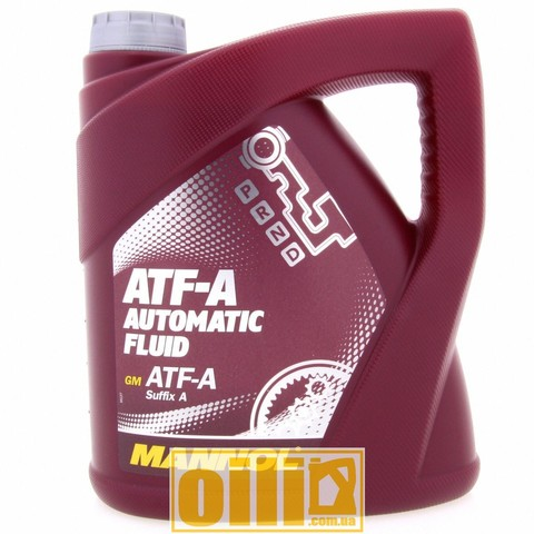 Mannol ATF-A AUTOMATIC FLUID 4L