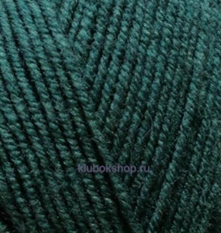 Пряжа Lanagold 800 (Alize) 426 Темно-зеленый - купить в интернет-магазине недорого klubokshop.ru